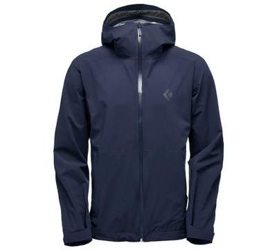 Jacket de lluvia Black Diamond StormLine Stretch - Captain