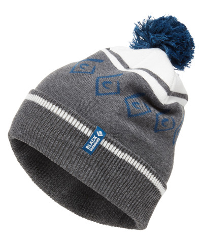 Gorro Black Diamond Pom Beanie  |  Granite-Nightsky