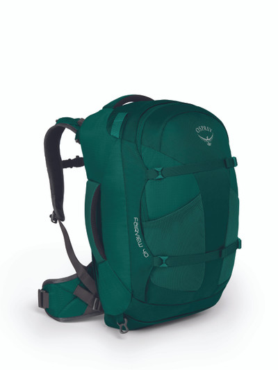 Mochila Osprey Fairview 40 - Rainforest Green