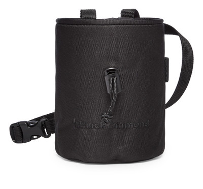 Porta magnesio Black Diamond Mojo - Black