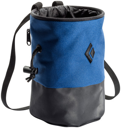Porta magnesio Black Diamond Mojo Zip - Blue