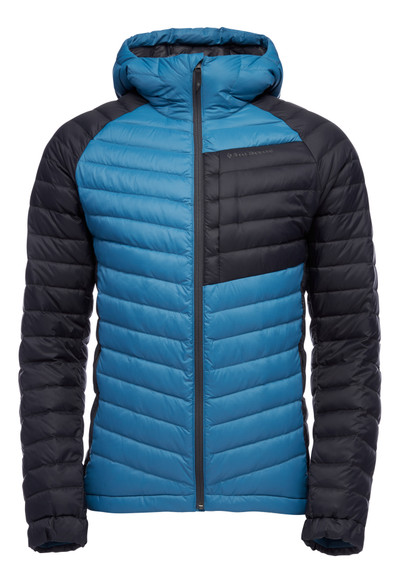 Jacket de plumas Black Diamond Access Hoody - Astral Blue/Black