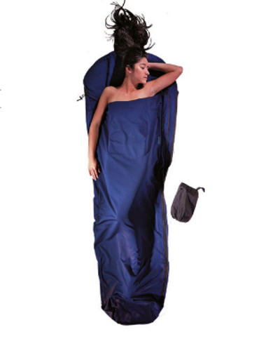 Liner Cocoon tipo momia - Microfleece