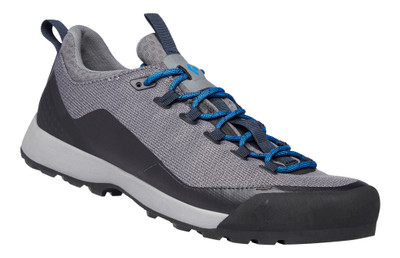 Zapatos Approach Black Diamond Mission LT - Nickel/Ultra Blue
