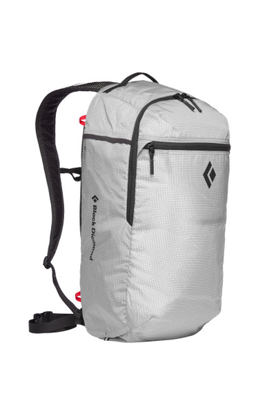 Mochila Black Diamond Trail Zip 18 - Alloy