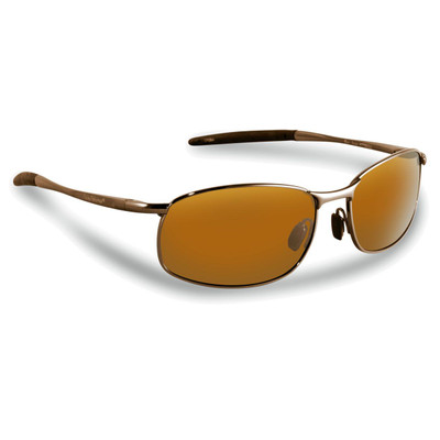 Lentes Flying Fisherman San Jose - Copper Amber