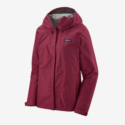 Patagonia Women's Torrentshell 3L Jacket - Roamer Red