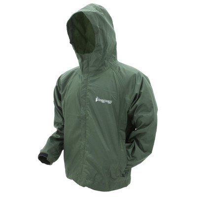 Chaqueta impermeable Frogg Toggs StormWatch - Verde