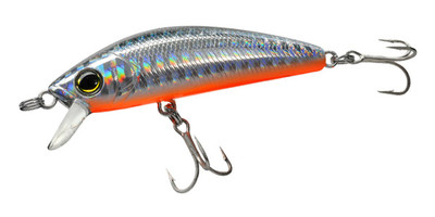 Señuelo Yo-Zuri L-Minnow - Green Silver Orange (M92)