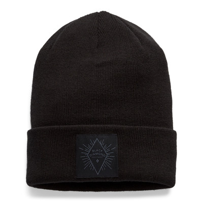 Gorro Black Diamond Badge Beanie - Black