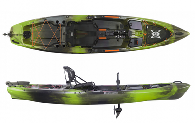 Kayak Perception Pescador Pilot 12