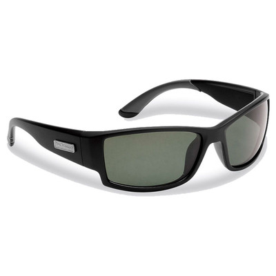 Lentes Flying Fisherman Razor Smoke Matte Black