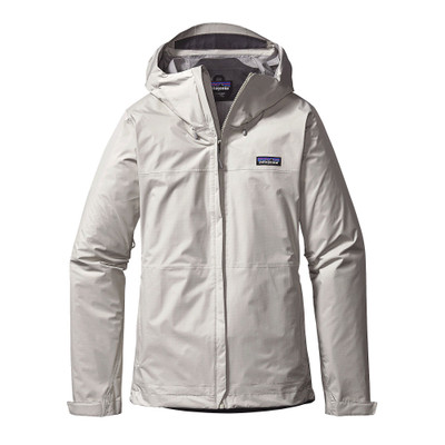 Patagonia Women's Torrentshell Jacket - Birch White