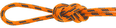 Cordino Accesorio de Nylon Maxim 4mm por metro - Orange/Black