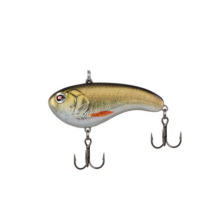 Señuelo Sebile Flatt Shad - Natural Golden Shiner