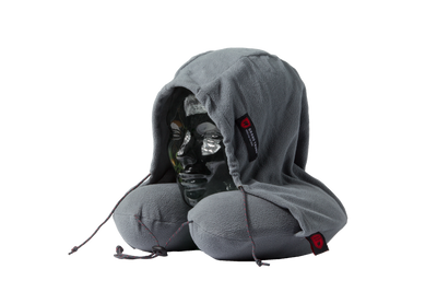 Almohada Grand Trunk con Capucha - Slate Gray