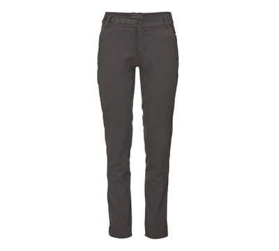 Pantalones Black Diamond Alpine Light Slate para mujer