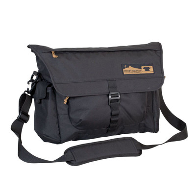 Bolso de Mensajero Mountainsmith Adventure Office - Heritage Black