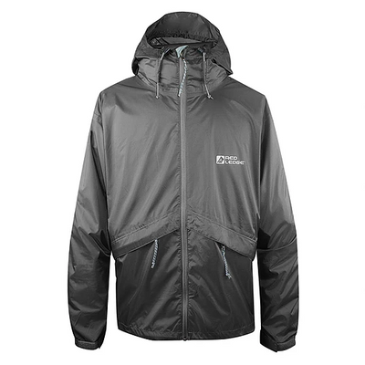 Jacket Unisex Para Lluvia Red Ledge Thuderlight - Black