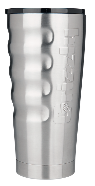 Taza Térmica Grizzly Grip 20 oz. - Brushed Stainless Steel