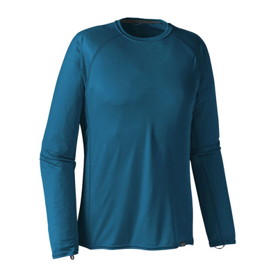 Patagonia Men's Capilene® Lightweight Crew - Big Sur Blue