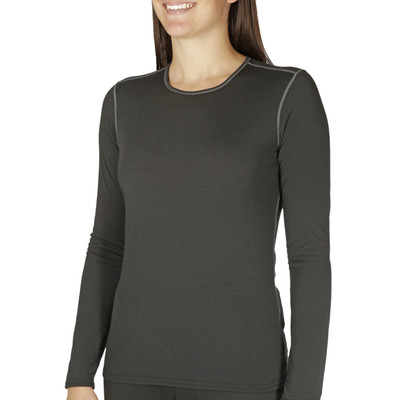Camisa térmica Hot Chillys Pepper Skins para mujer