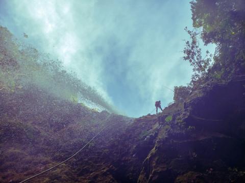Canyoning Basics: Fricción
