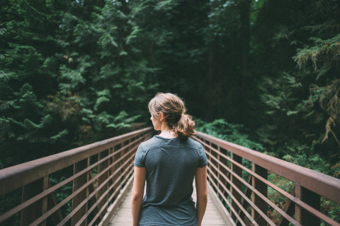 Tips para mochilear cuando tenés tu periodo
