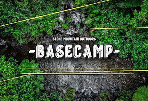 Stone Mountain Outdoors presenta: BASECAMP. El nuevo show en YouTube.