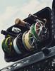 RiverSmith River Quiver 4-Banger Vehicle Rooftop Fly Rod Holder