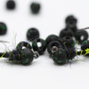 Firehole Slotted Speckled Tungsten Beads