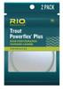 RIO Powerflex Plus Leader - 2 pk