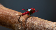 This Tying Tuesday pattern is a must have for the fall BWO hatches - Red Headed Step Child