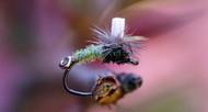How to tie Rickards Callibaetis - Tippet Ring Klinkhammer