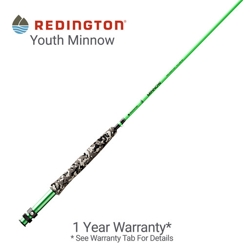 Redington Youth Minnow Fly Rod