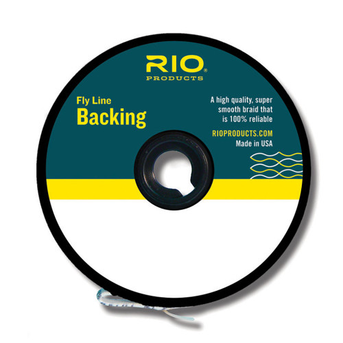 RIO Multi Color GSP Backing 65lbs. 3200 yds.