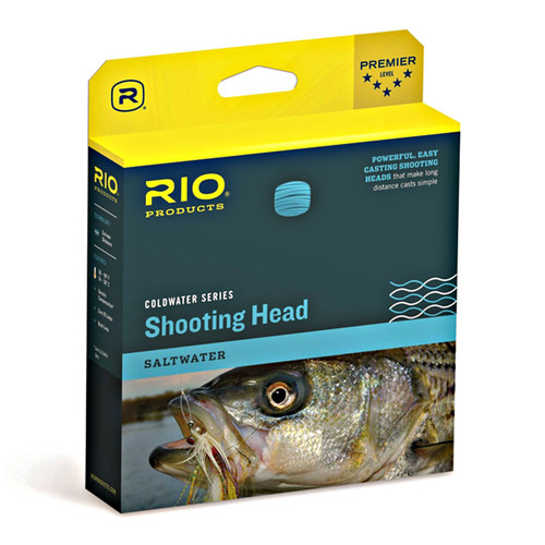 RIO OutBound Short Shooting Head S3