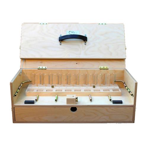 Freestone Designs TheGoBox 2 Portable Fly Tying Bench/Workstation