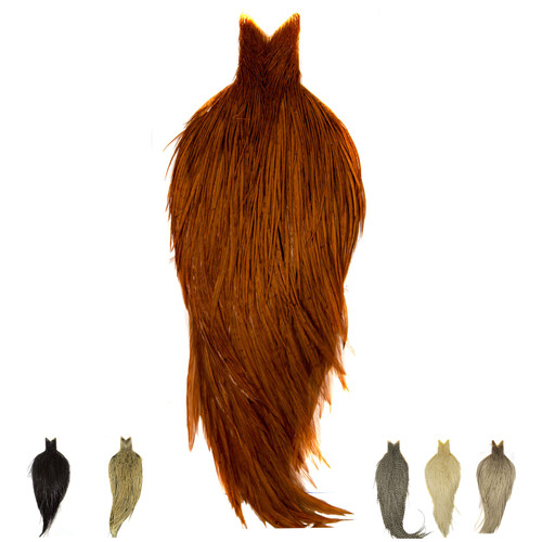 Whiting Farms High & Dry Hackle Cape - All Colors
