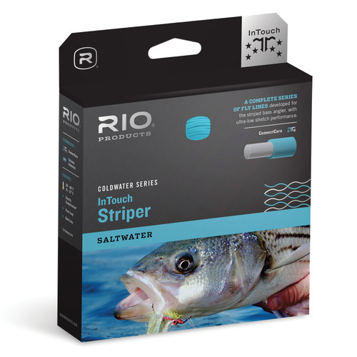 RIO InTouch Striper Weight Forward Fly Line - All Sizes