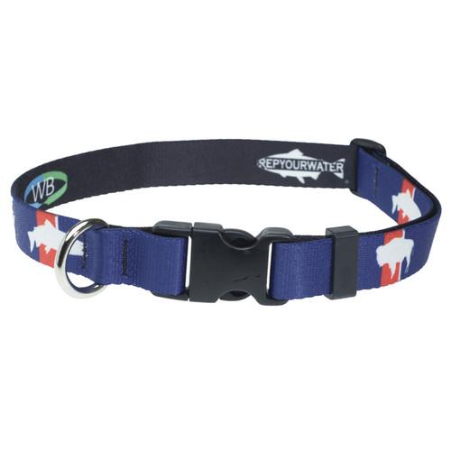 RepYourWater Dog Collar