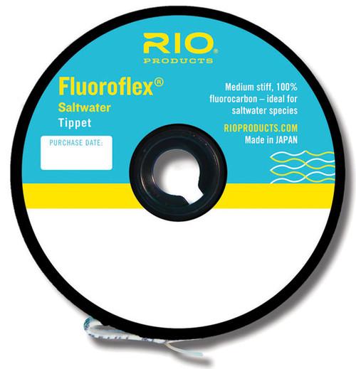 RIO Fluoroflex Saltwater Tippet Spool
