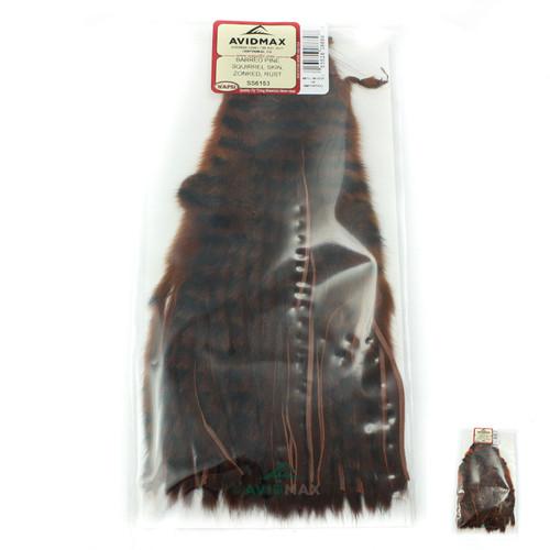 Wapsi Barred Pine Squirrel Skin
