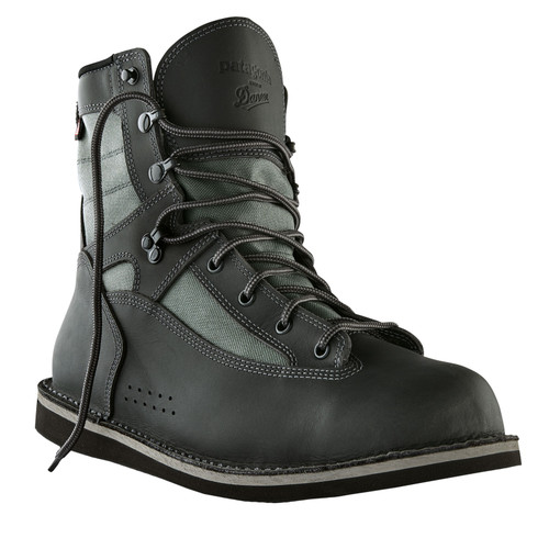 Patagonia made by Danner Foot Tractor Wading Boots-Felt Sole