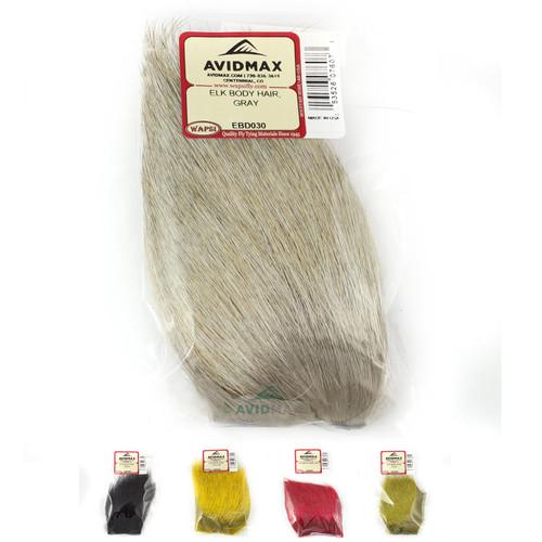 Wapsi Elk Body Hair