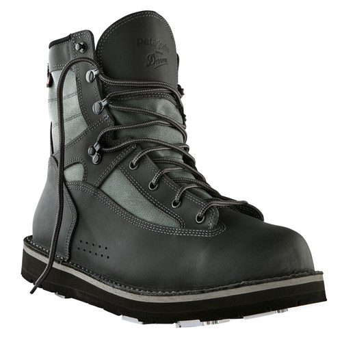 Patagonia made by Danner Foot Tractor Wading Boots-Aluminum Bar Sole