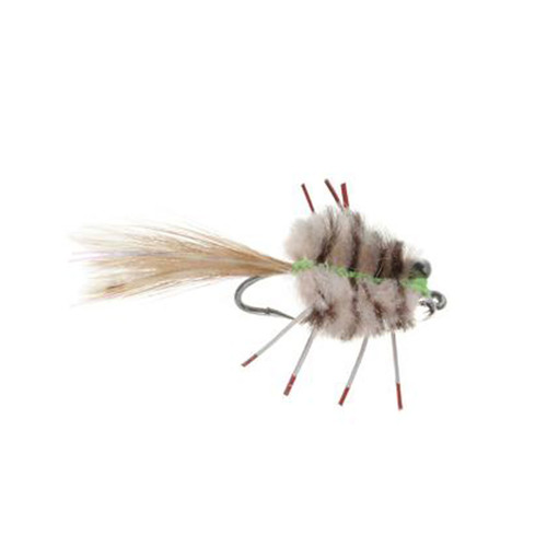 Umpqua Permit Crab Fly Fishing Pattern