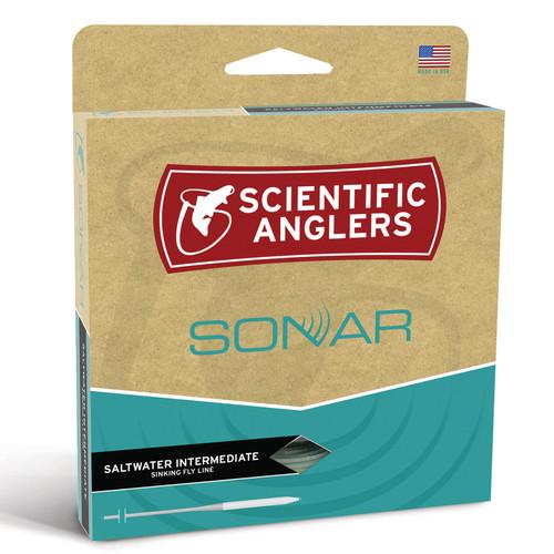 Scientific Anglers SONAR Saltwater Intermediate Weight Forward Fly Line