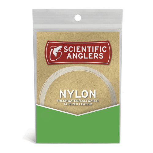 Scientific Anglers Premium Nylon Fly Fishing Leaders - All Sizes