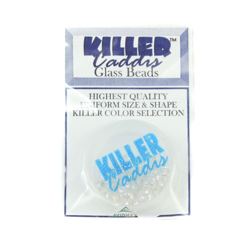 Killer Caddis Glass Beads